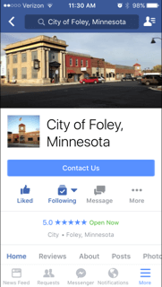 Have you connected with us on Facebook?