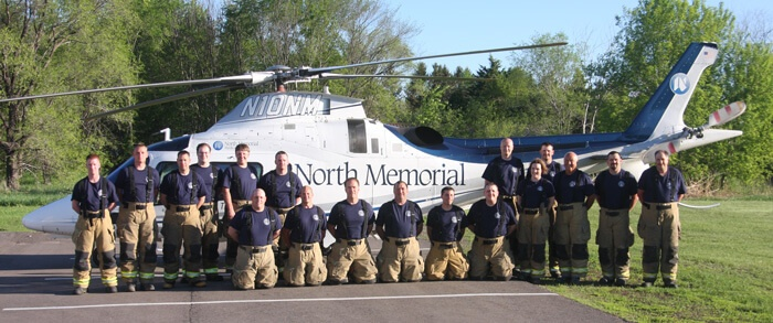 Foley Fire Department Staff Members