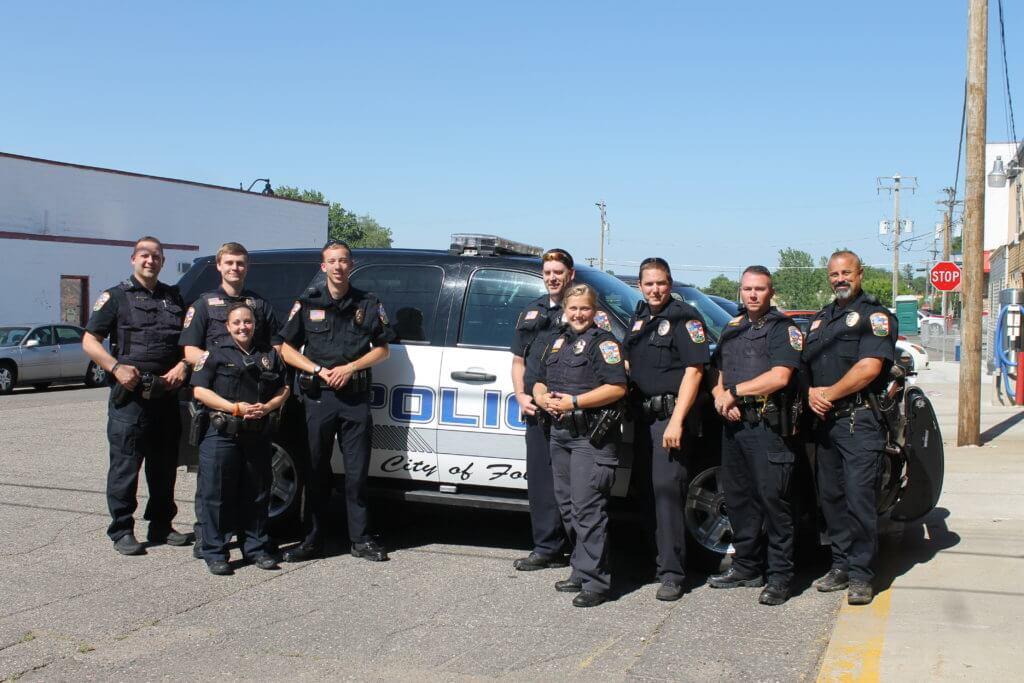 Police Department City Of Foley Minnesota Benton County
