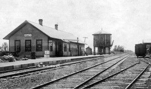 History of Foley - Railroad