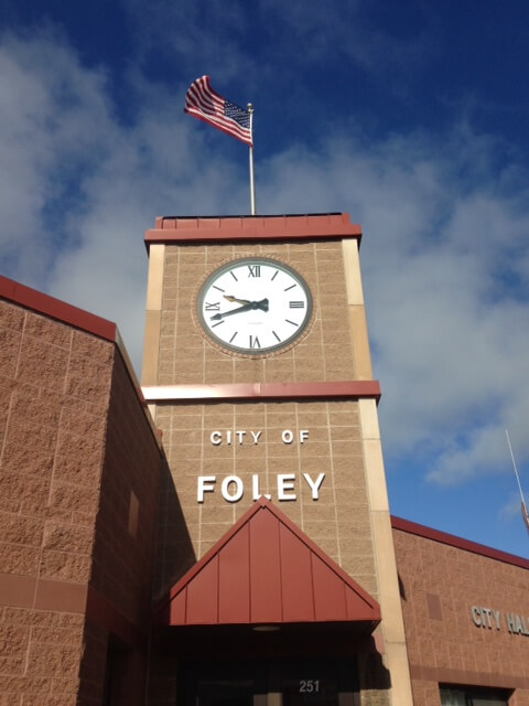 City of Foley, MN Press Releases