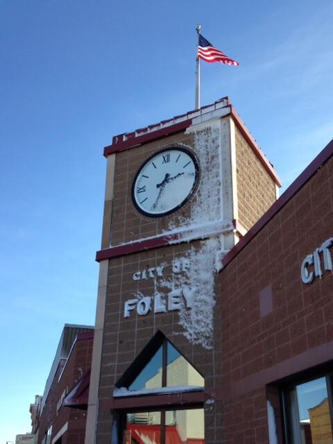 Frosty City Hall