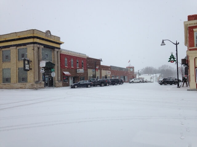 Snow Dec 2017
